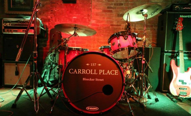 Carroll Place Music Stage
